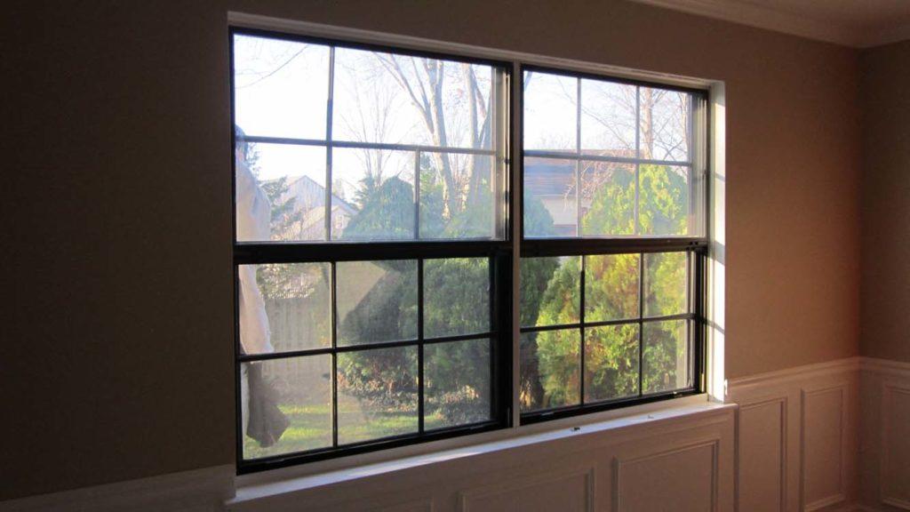 Bay Window Installation in Williamstown, NJ - Inside Before