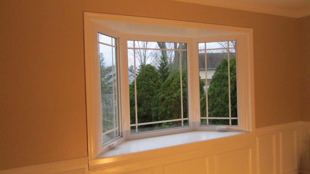 Bay Window Installation in Williamstown, NJ - Finished Inside View