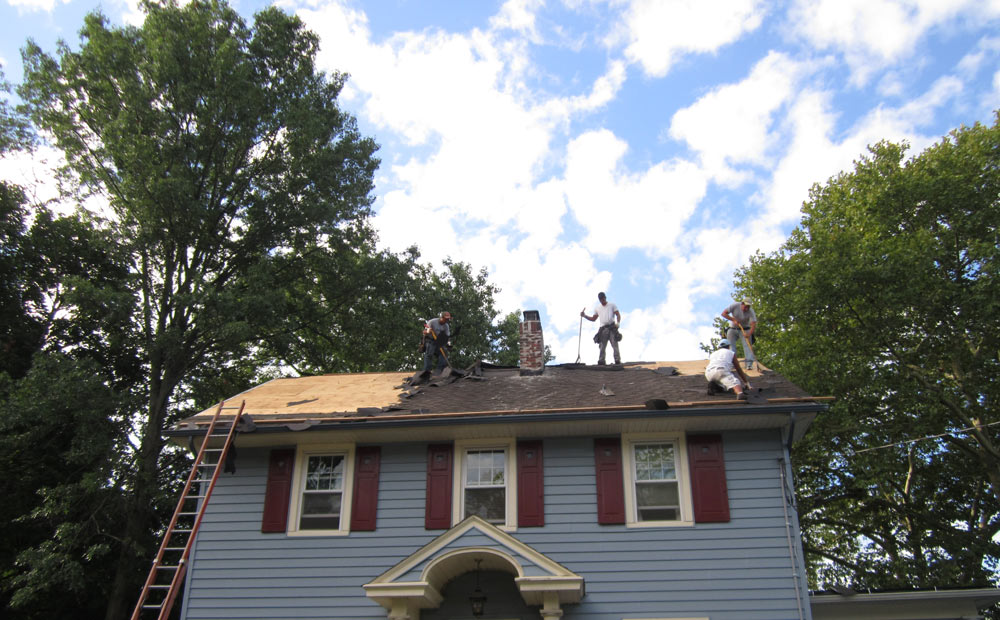 Roofing Installation in Voorhees, NJ
